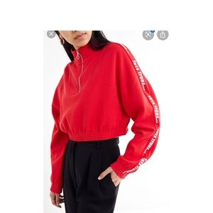NWOT Urban Outfitters Cropped Sweatshirt